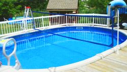 Pool Volleyball Systems, Sets, Poles & Products