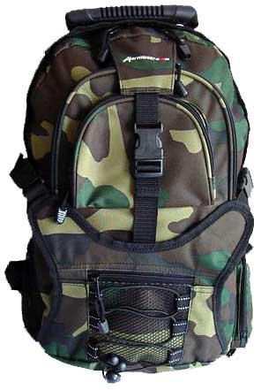 Kids Camo Backpack