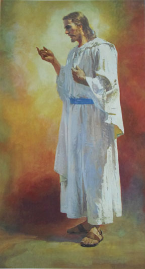 Jesus the Christ by Harry Anderson