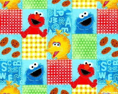 Muppets Toddler Bedding