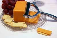 Endurance Stainless Steel Cheese Knives