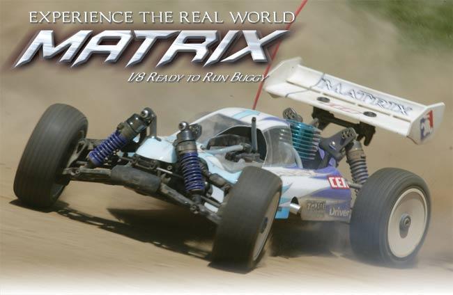 Cen Racing Matrix C 1 Nitro Racing Buggy