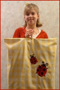 fun, simple sewing projects for kids